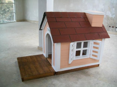 casa de madera perros negocios rentables